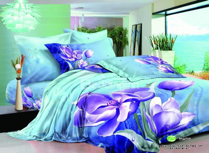 Purple Bed Covers Australia